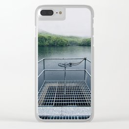 Cold Spring, New York Clear iPhone Case