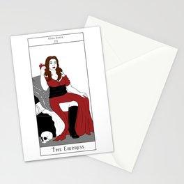 Nina Zenik - The Empress Stationery Cards
