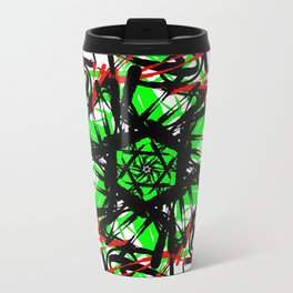 Cartwheel Chaos Travel Mug