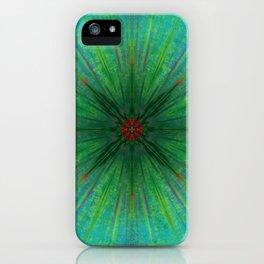 Flora Explosion iPhone Case