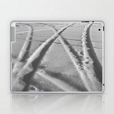 Parking Lot Symmetry Laptop & iPad Skin