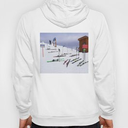 Skiers can't read ;o) Hoody