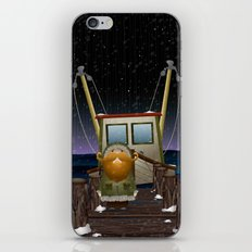 The Work of Saphron Burrows iPhone & iPod Skin