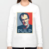 pulp Long Sleeve T-shirts featuring Pulp! by LilloKaRillo