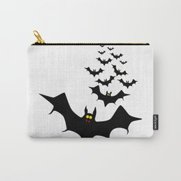 Vampire Bats Carry-All Pouch
