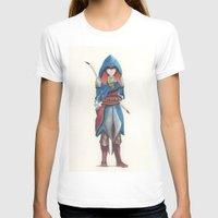 merida T-shirts featuring Assassin Merida by Amanda