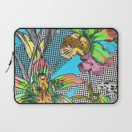 psychedelic garden Laptop Sleeve