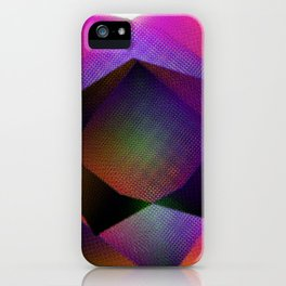 Digital Feeling iPhone Case