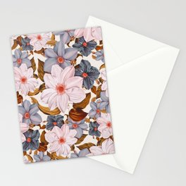Vintage Garden V Stationery Cards