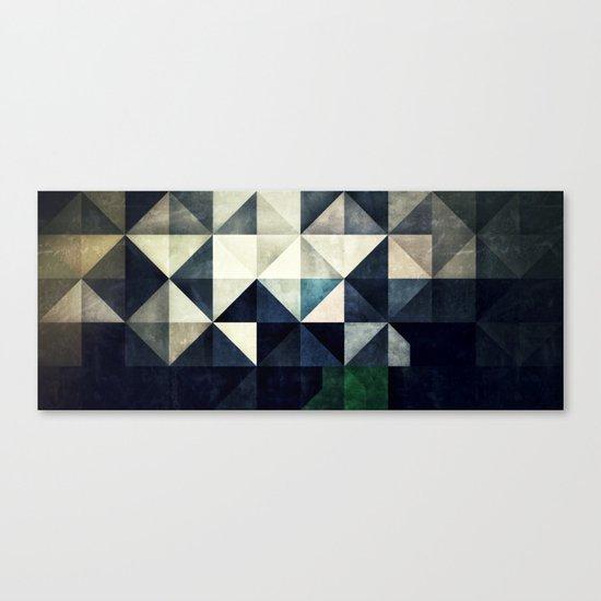 GLYZBRYKS Canvas Print