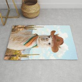 Cowboy Alpaca Rug