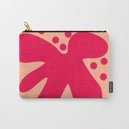 Blot and Dots Carry-All Pouch