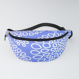 Periwinkle blue or purple Fanny Pack