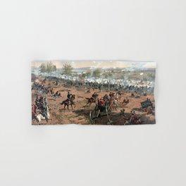 The Battle of Gettysburg Hand & Bath Towel