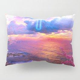 Center of faith Pillow Sham