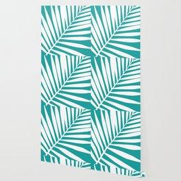 palm leaf pillow Wallpaper