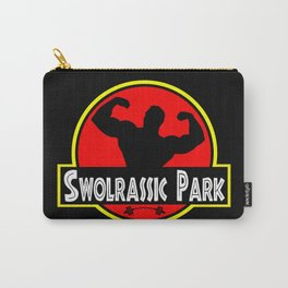 Swolrassic Park Carry-All Pouch