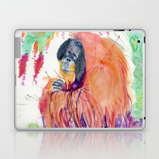 orang Laptop & iPad Skin