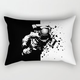 Cosmic Breakthrough Rectangular Pillow