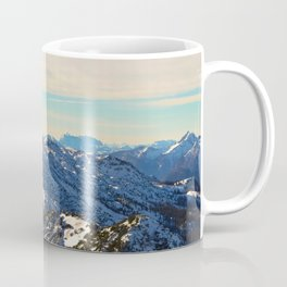Gebirge Coffee Mug