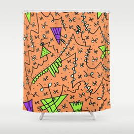 Just for fun! Shower Curtain