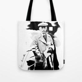 Sergei Rachmaninoff Tote Bag