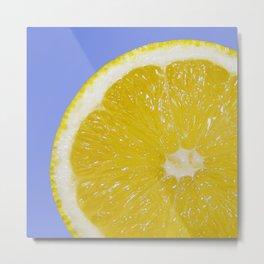 Lemonz Metal Print