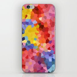 Cristal Watercolor iPhone Skin
