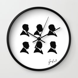 The Kosha Nostra Wall Clock
