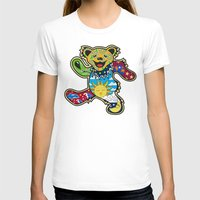 grateful dead T-shirts featuring Grateful Dead (Vector Art) by Troy Arthur Graphics
