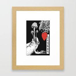 Strawberry Fields Forever Framed Art Print