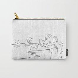Lemming Marathon Carry-All Pouch