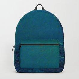 Granville Redmond-Moonlight on the Marsh Oil Painting Backpack