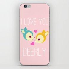 Deerly iPhone & iPod Skin