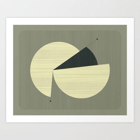Tick Tock (24) Art Print