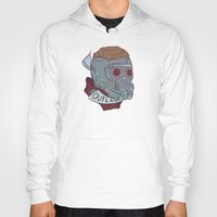 starlord Hoodies featuring Outlaw by Charleighkat