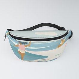 Wave Sisters Fanny Pack