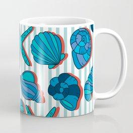 summer time blue Coffee Mug