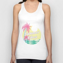 Summer Vibes Unisex Tank Top