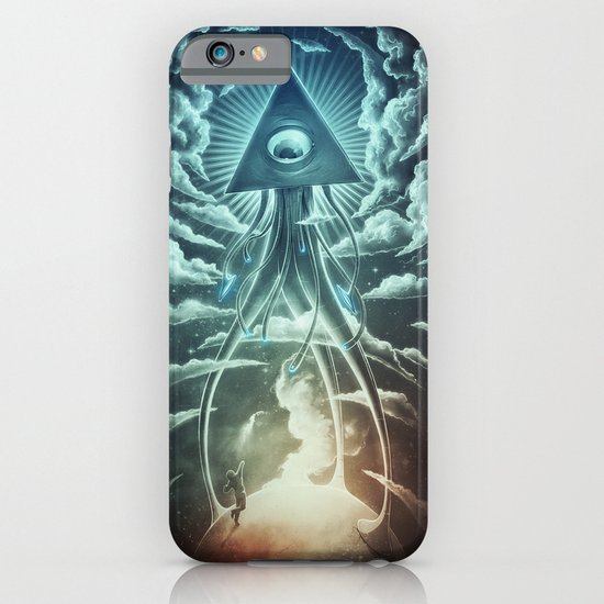 War Of The Worlds I. iPhone & iPod Case