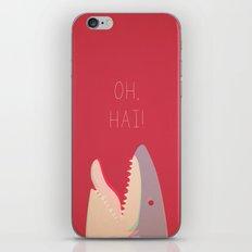 Sharky iPhone & iPod Skin