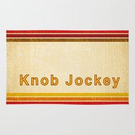 Knob Jockey Rug