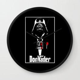 DonVader Wall Clock