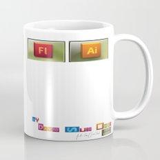 P.S. I Fly  Mug