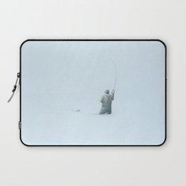 Flyfishing: Solitude Laptop Sleeve