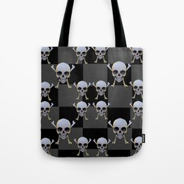 Skullet LV Tote Bag