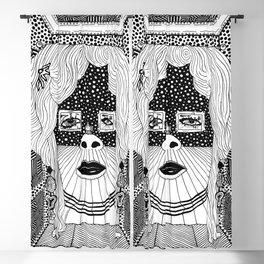 Salvador Dalí - Mae West Blackout Curtain