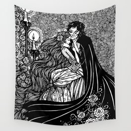 Enveloped in Darkness 2012 Wall Tapestry