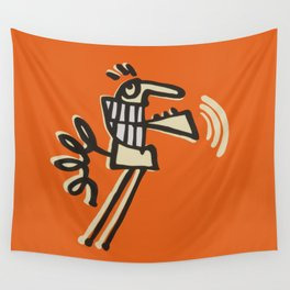 skip intro Wall Tapestry