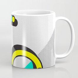 Winter Memphis Coffee Mug